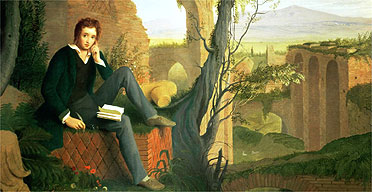 Percy Bysshe Shelley photo #1371, Percy Bysshe Shelley image