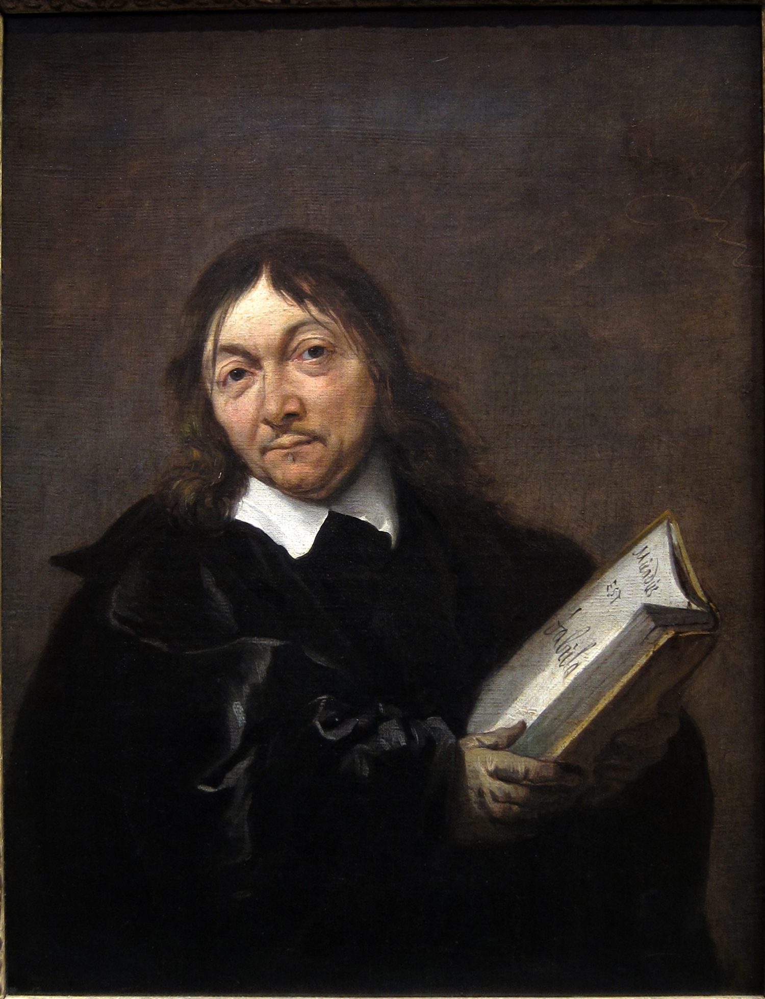 a description of how ren descartes and john locke proved that we are not brains in vats For instance, the french philosopher rené descartes (1596-1650) also considered the issue of free will, arguing in its favour and believing that the mind controls the body through the pineal gland in the brain (an idea that made some sense at the time but was later proved incorrect) descartes also believed in the existence of innate natural.